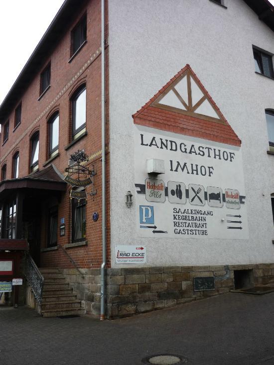 Landgasthof-Hotel Imhof