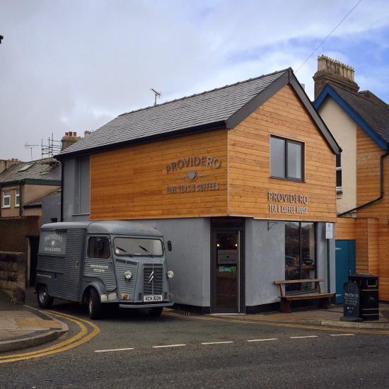 Providero Tea And Coffee House, Llandudno Junction