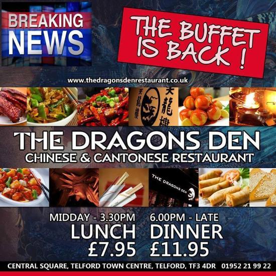 Dragons Den Chinese Restaurant