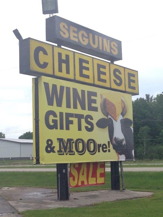 Seguin's House of Cheese