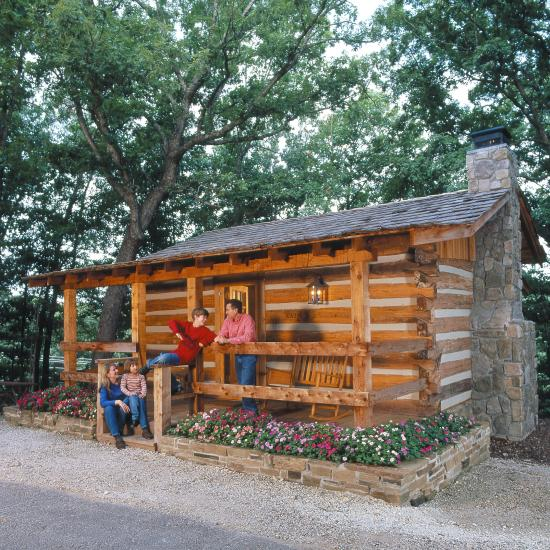 Silver Dollar City 39 S Wilderness Updated 2018 Campground