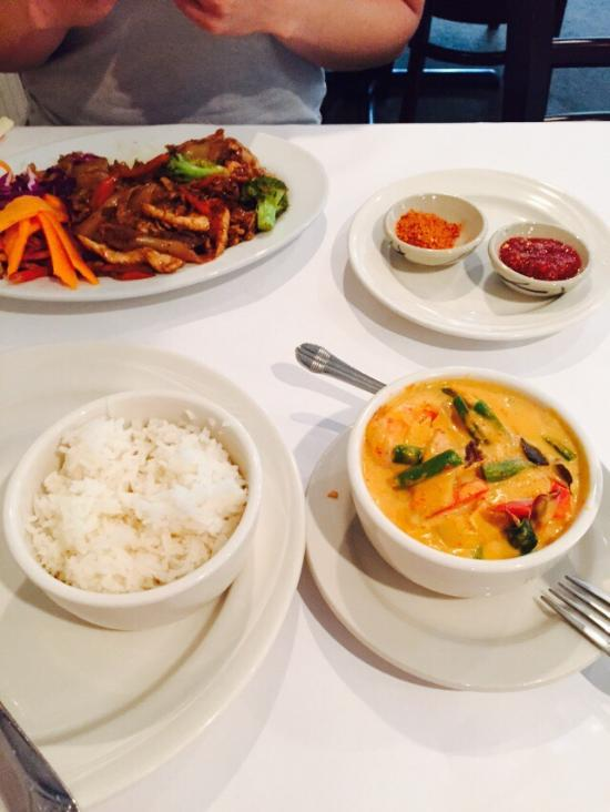Ayuthai guilford menu prices restaurant reviews for Ayuthai royal thai cuisine guilford ct