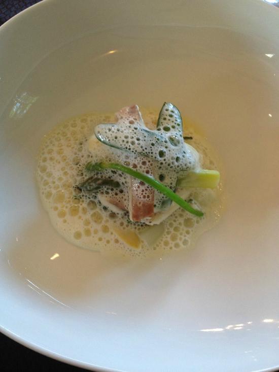 Asperge Vis Foto Van Restaurant Mijn Keuken Wouw Tripadvisor