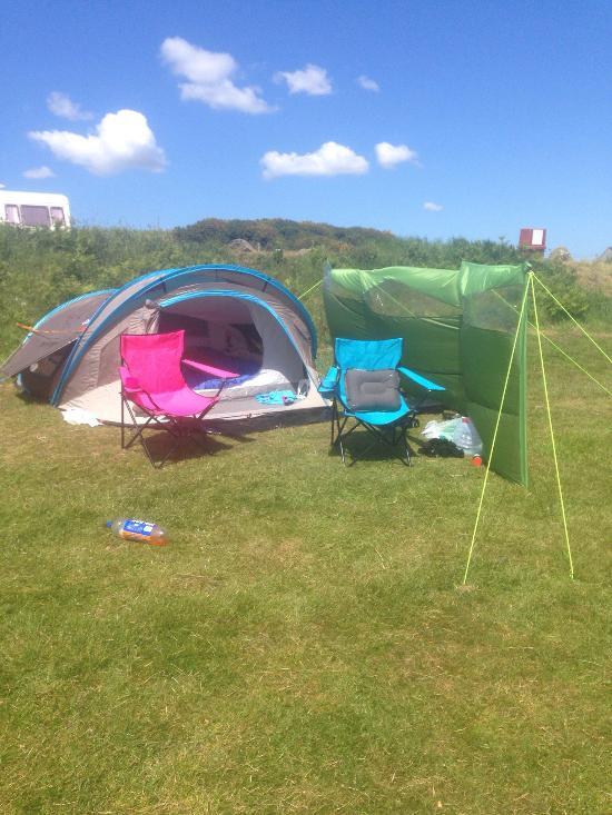 Bodfan Farm Caravan & Camping Site