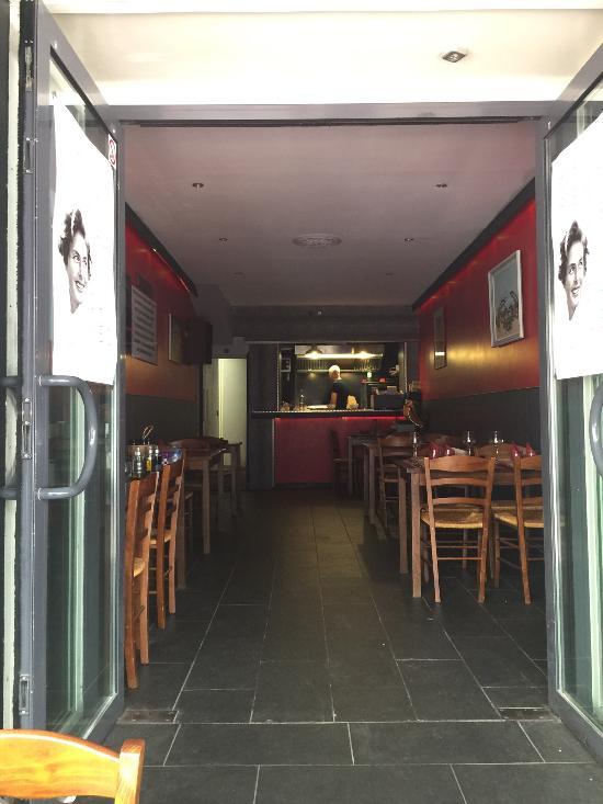 La planxa cannes restaurant avis num ro de t l phone for Meilleur resto cannes