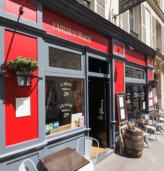 l 39 atelier du marche paris batignolles monceau restaurant reviews phone number photos. Black Bedroom Furniture Sets. Home Design Ideas