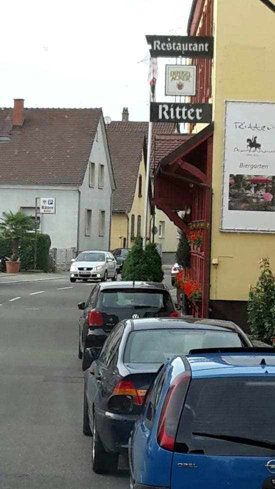 hotel restaurant ritter bewertungen fotos preisvergleich bruchsal deutschland. Black Bedroom Furniture Sets. Home Design Ideas