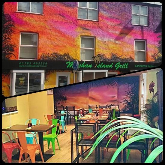 Moshan Island Restaurant Swindon