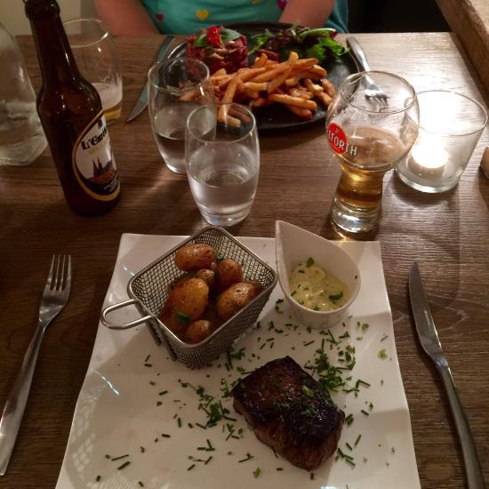 Le petit bistro chartres restaurant avis num ro de for Bon restaurant chartres