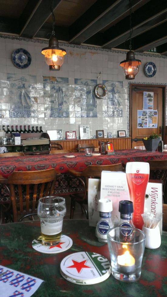 Cafe Restaurant De Prins Makkum