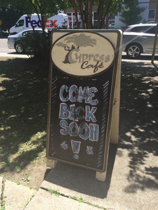 Cypress Cafe Bay St Louis
