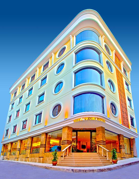 Vizon hotel istanbul turkey updated 2016 boutique for Hotels in istanbul laleli