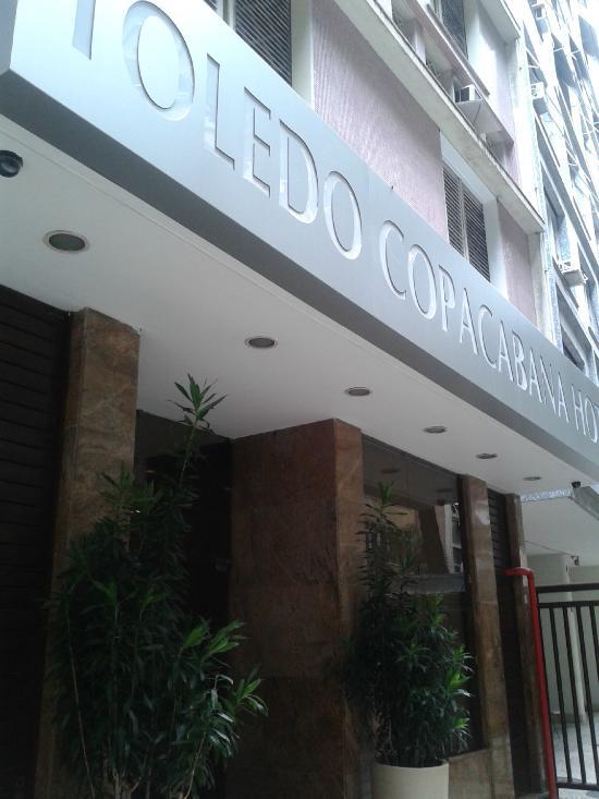 Toledo Copacabana Hotel