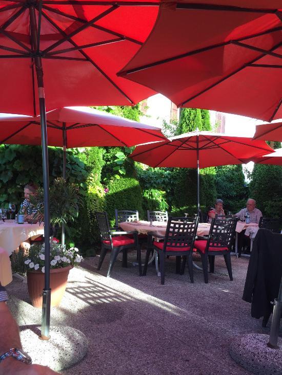 Hotel-Restaurant a la Chotte