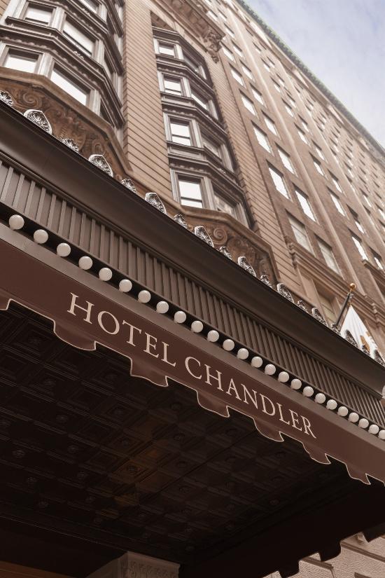 錢德勒酒店