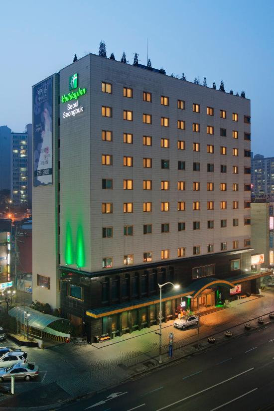 Holiday Inn Seongbuk Seoul