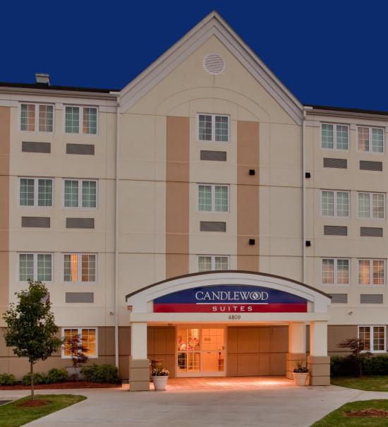 Candlewood Suites Chesapeake/Suffolk