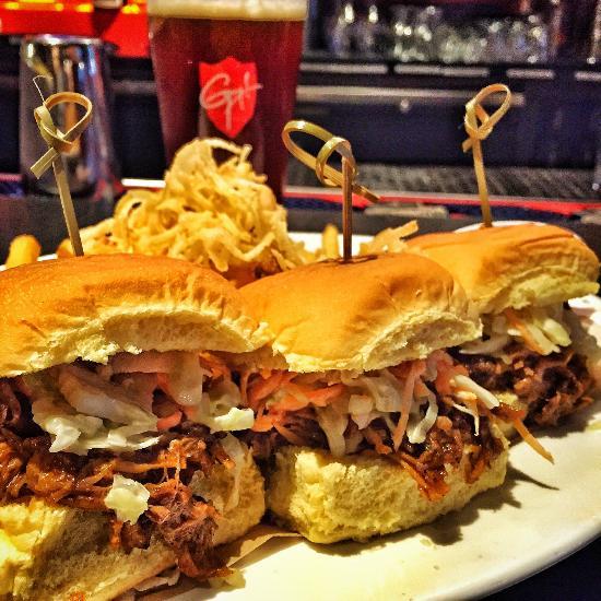 Guy S American Kitchen Bar New York City Midtown