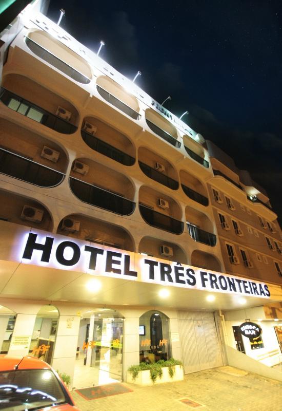 Hotel Tres Fronteiras