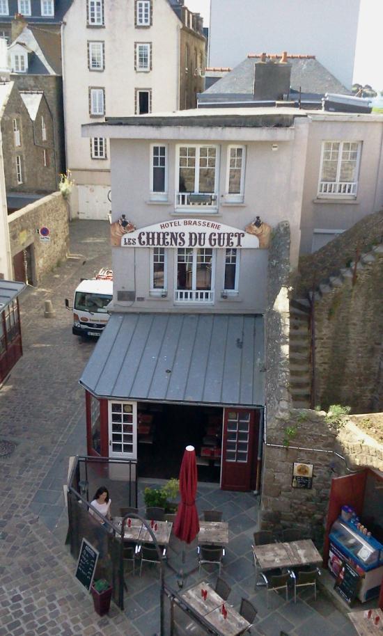 Hotel Restaurant Les Chiens Du Guet