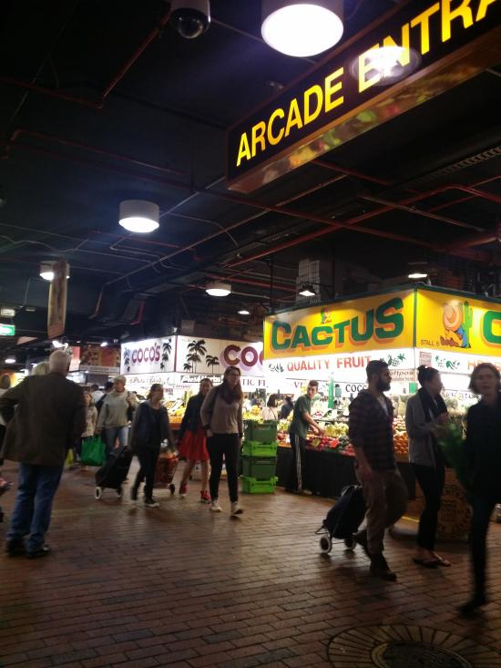 Adelaide Central Market Backpack Australia