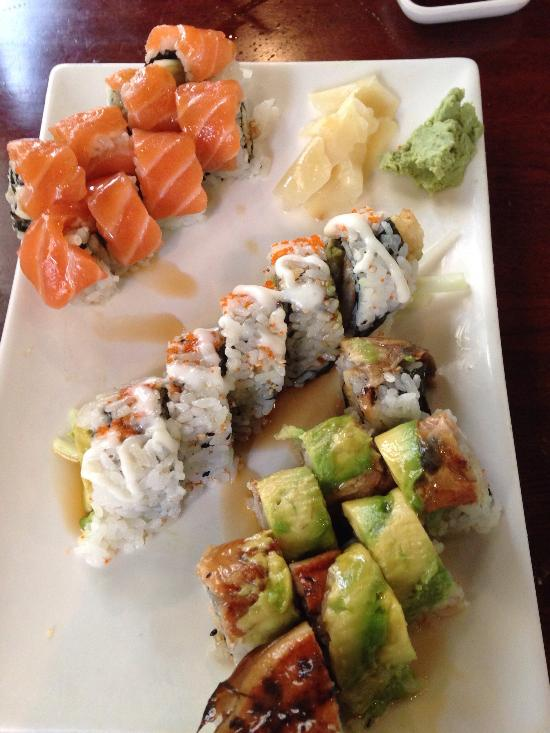 Makino Japanese Buffet, Knoxville - Menu, Prices ...