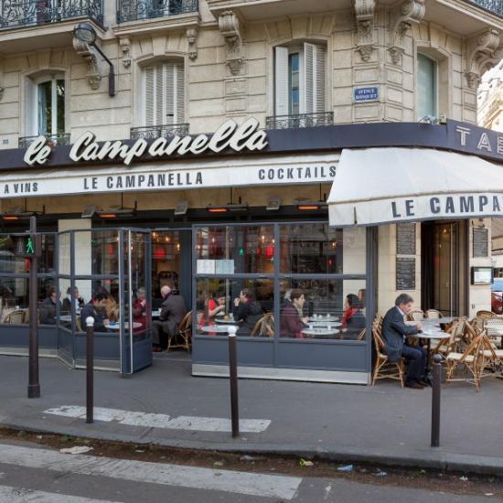 Restaurant Campanella Paris