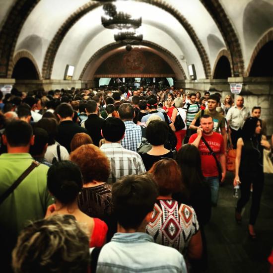 Tiu Kreschatik Hostel Kiev Ukrayna Pansiyon Yorumları