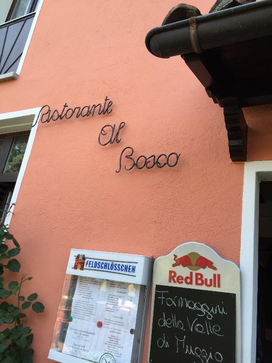 Grotto al Bosco