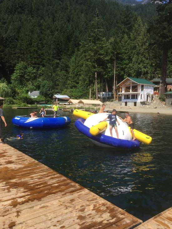 Kawkawa Lake Resort & Campground