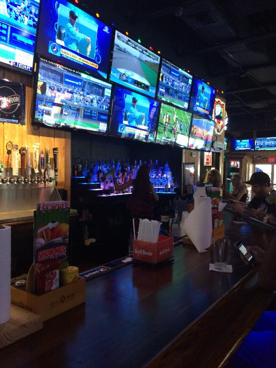 Show-Me's restaurants are wing, burger, and seafood establishments with an an all around casual atmosphere. We are committed to providing our customers with a distinctive dining experience in a fun, relaxed environment delivered by attractive Show-Me's servers.3/5(24).
