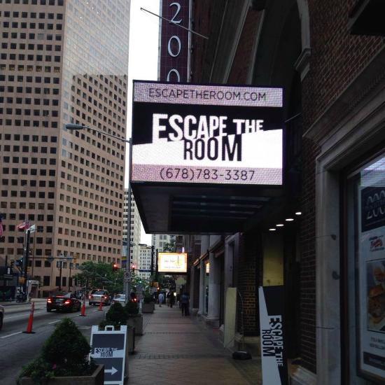 Escape The Room Atlanta Ga Hours Address Attraction