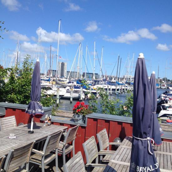 restaurant vestre bådehavn aalborg