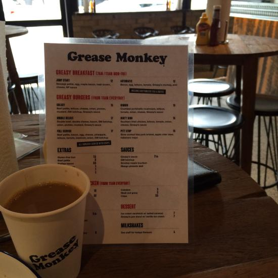 Grease monkey oil - The big brush company