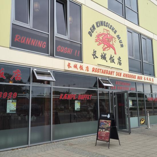 restaurant den kinesiske mur