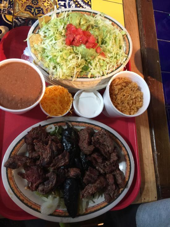 Rosa S Cafe Menu Taco Salad