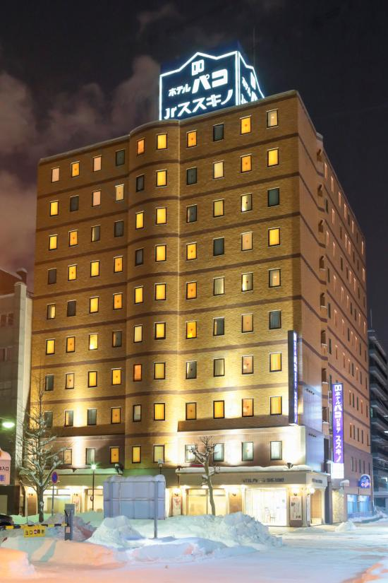 Hotel Paco Jr Susukino