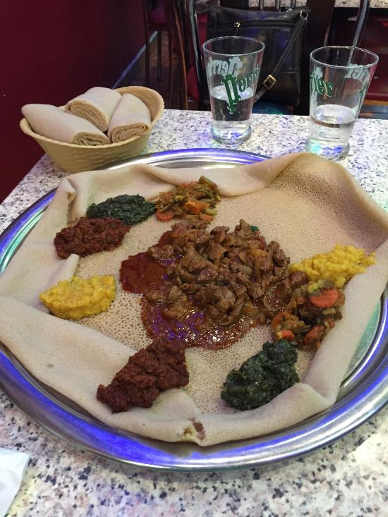 Ethiopian Restaurants In West London
