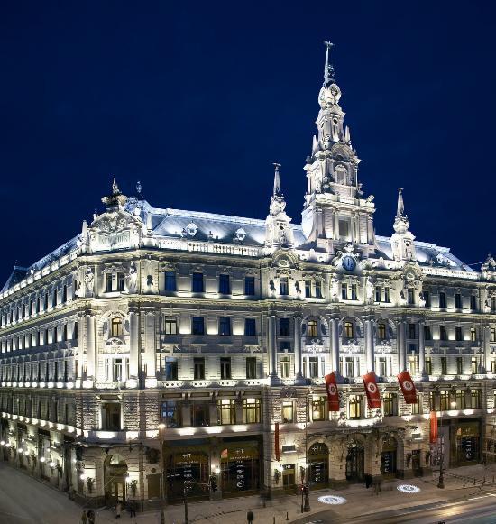 布達佩斯柏斯科羅簽名典藏酒店