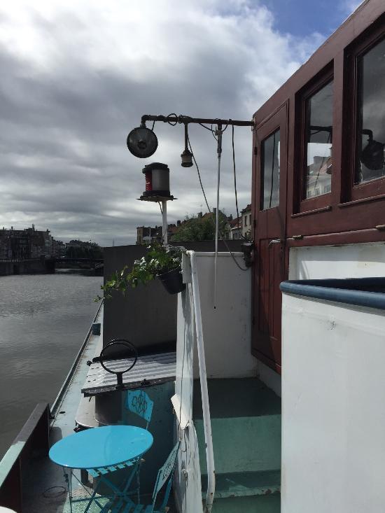 Bed & Breakfast Boat