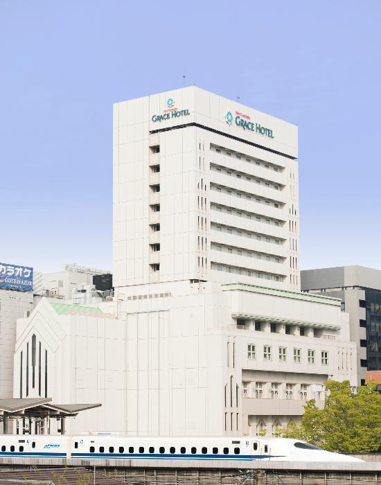 Shin-Yokohama Grace Hotel