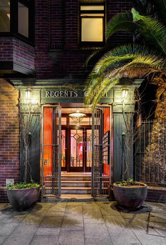 Regents Court Sydney