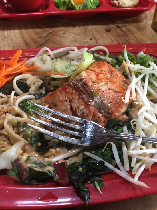 Asian street meat boo
