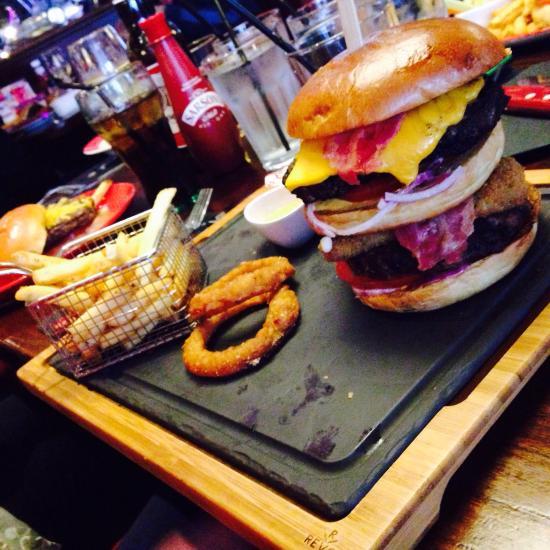 TGI Fridays, London - Soho - Restaurant Reviews, Photos