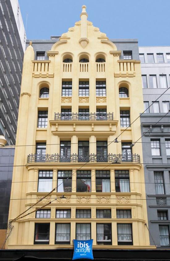 호텔 포뮬  1 멜버른 CBD