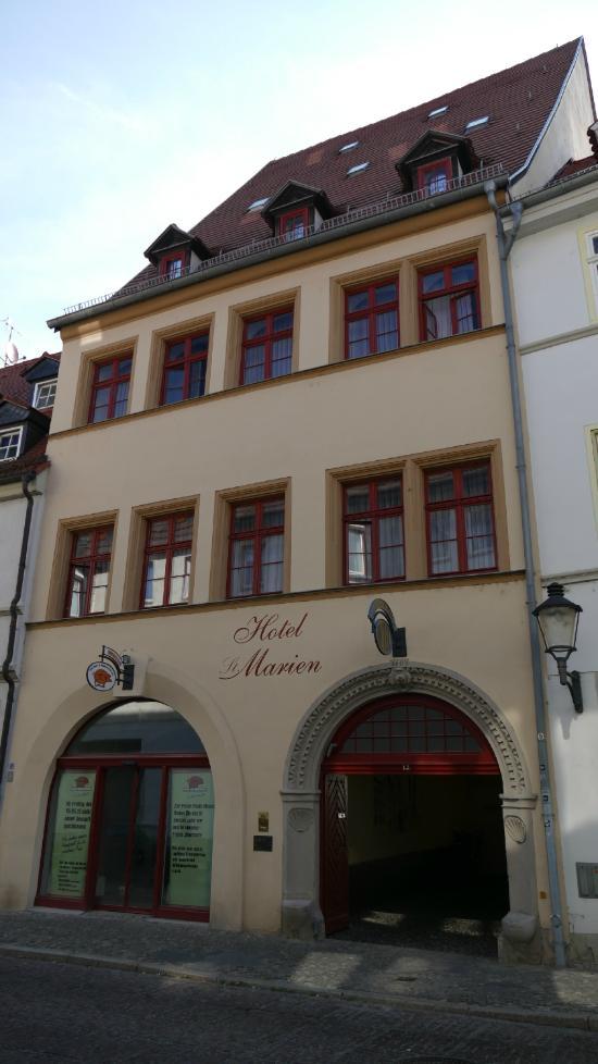 Hotel garni St. Marien