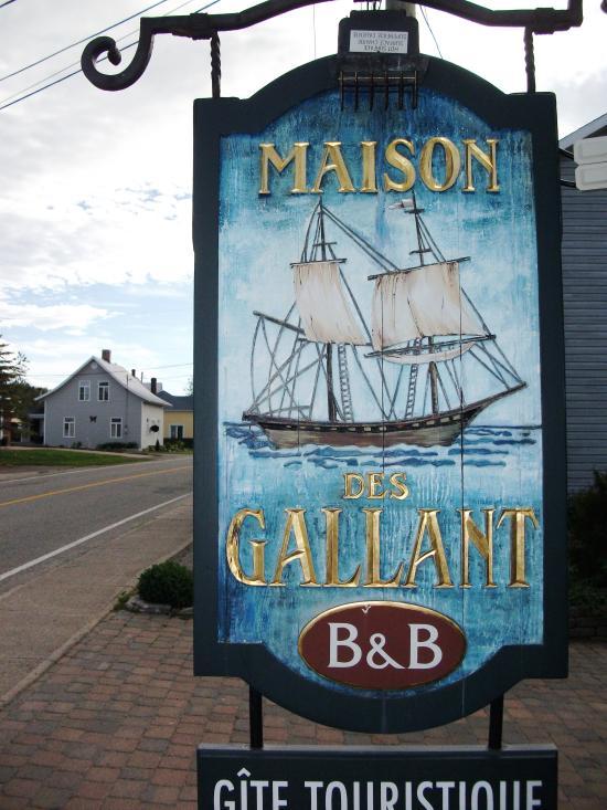 La Maison des Gallant