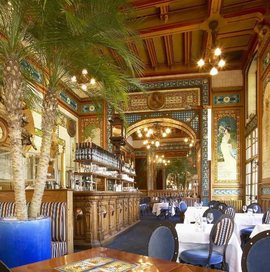 Restaurant Reviews Photos: La Cigale, Nantes