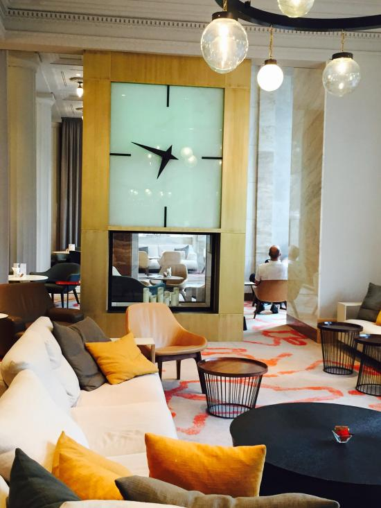 Le Meridian Hotel