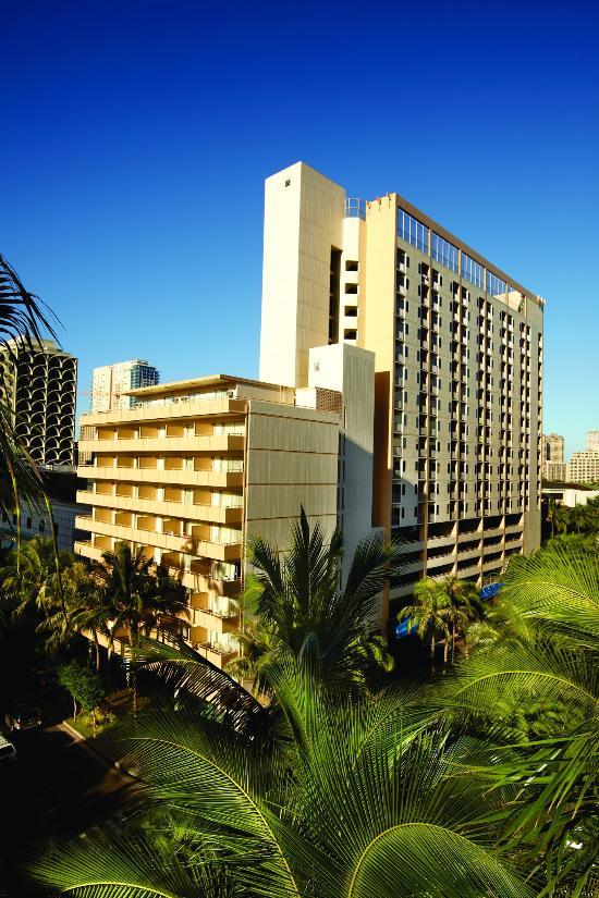 歐哈納威基基瑪麗亞酒店